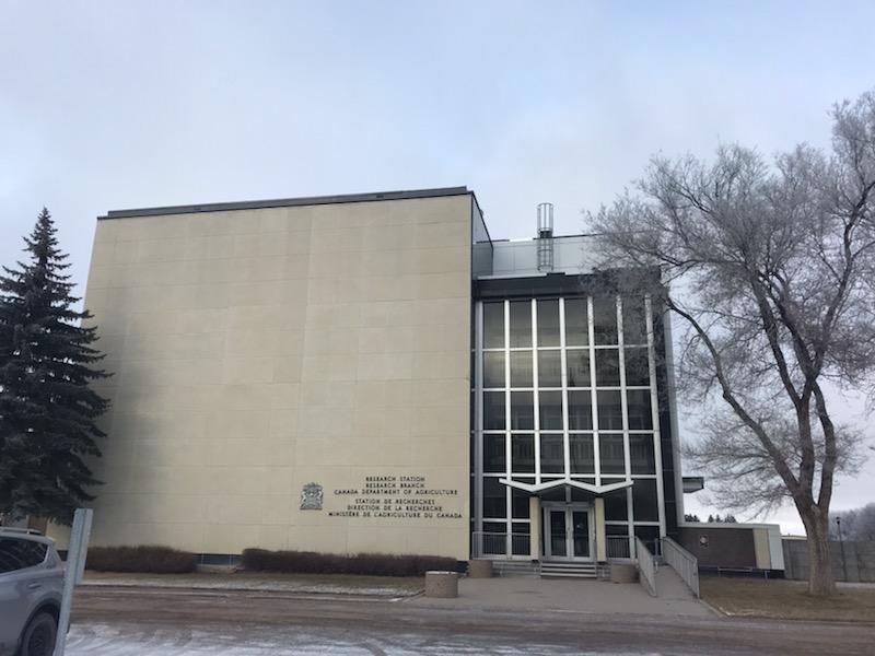 Semiarid Prairie Agricultural Centre Rehabilitation