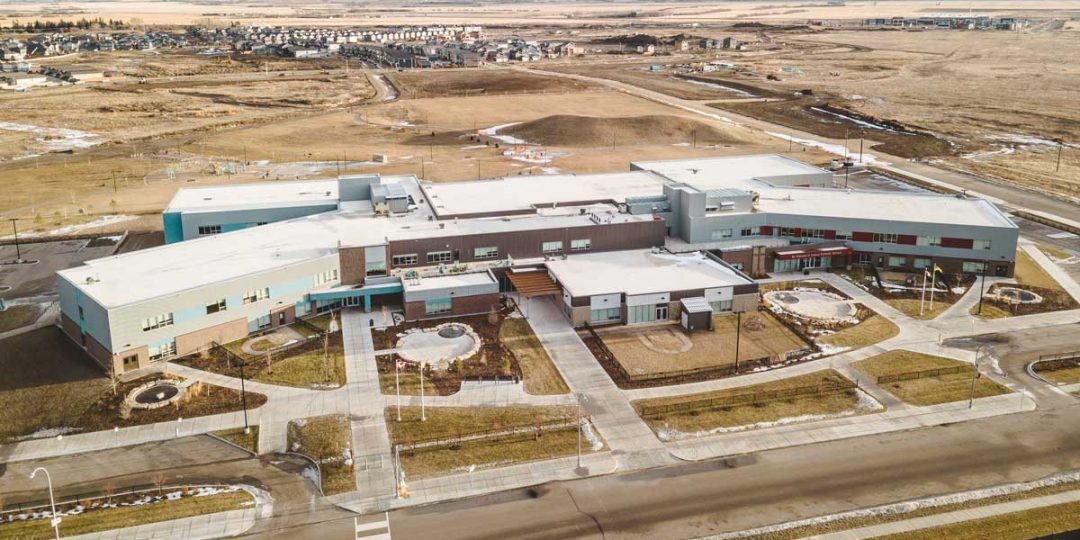 Saskatchewan Joint-Use Elementary Schools