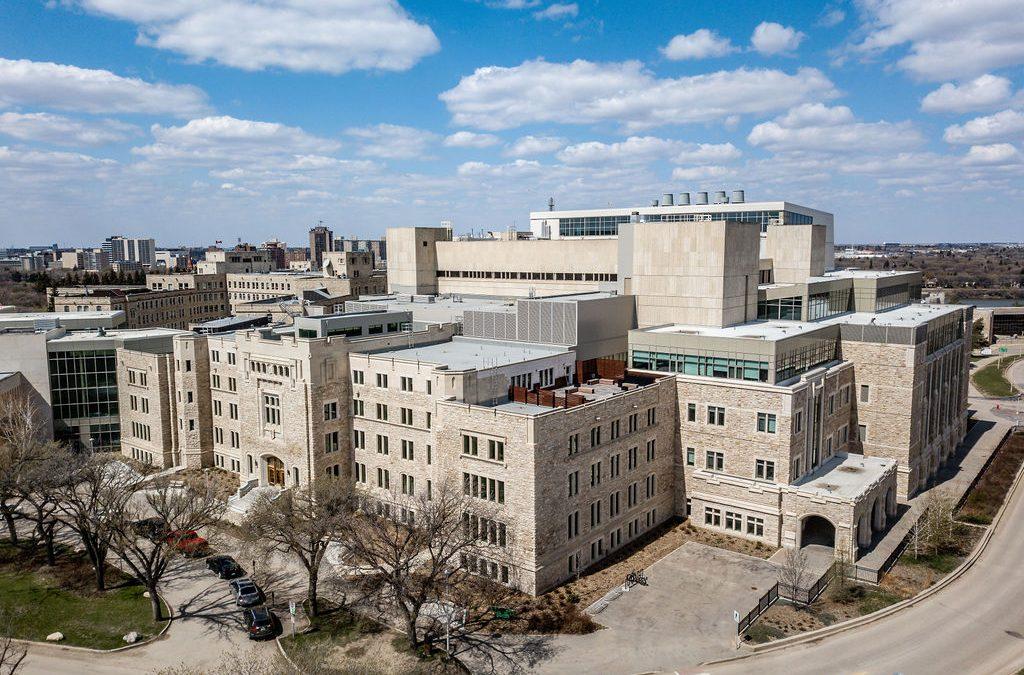 University of Saskatchewan Health Sciences B-Wing