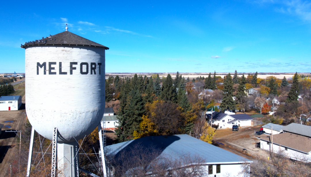 Melfort Water Treatment Plant