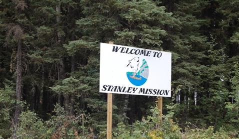 Stanley Mission Water Treatment Plant