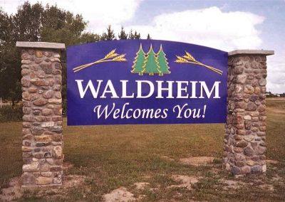 Waldheim Water Treatment Plant