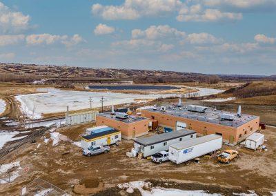 Lumsden Wastewater Treatment Plant