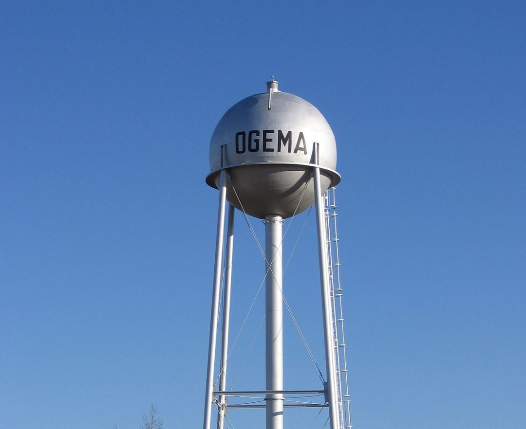 Ogema Water Treatment Plant