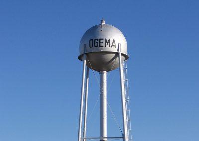 Ogema Water Treatment Plant