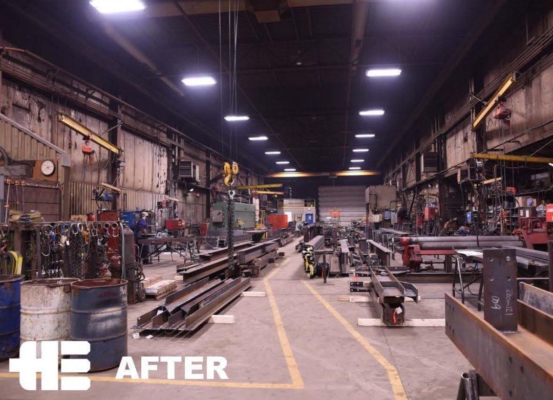 IWL Steel Retrofit
